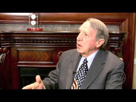 Vice Admiral Herbert A. Browne, USN (ret.) - AFCEA Leadership Five Questions