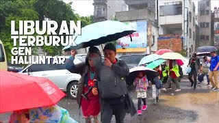 LIBURAN TERBURUK GENHALILINTAR | GHOST CHINA EP 2 #TravelVlog