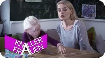 Schlechter Verlierer [subtitled]   Knallerfrauen mit Martina Hill
