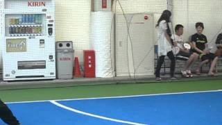 ホタルイカトップ HONDA CUP【オープンクラス】② -IKATOP F.C- (2011.06.19) 栗原まゆ 検索動画 18