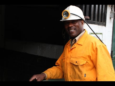 Black Coal Miners of Nottinghamshire (featured on BBC 'Inside Out East Midlands' 12/09/2016)