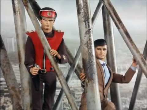 Captain Scarlet v Captain Blue- Captain Scarlet and the Mysterons (1967)