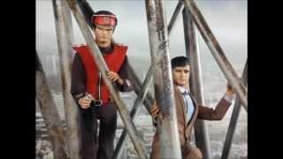 Captain Scarlet v Captain Blue- Captain Scarlet and the Mysterons (1967)