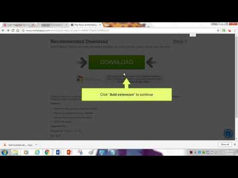 How to download music for free on PC or school computer DIY