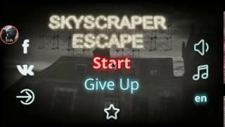 Skyscraper Room Escape Falling From The sky Walkthrough