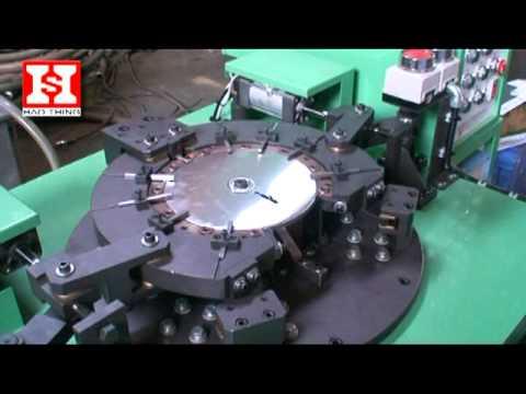 Toliet Paper Case Multi Spot-Welding Machine衛生紙捲盒點焊機