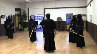 3 Points to Improve Men Strike in Kendo