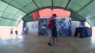 Black Sea Dance Camp 2014: JJK feat BRACKET Mayday Sos by Andrey Boyko (AfroBeat)