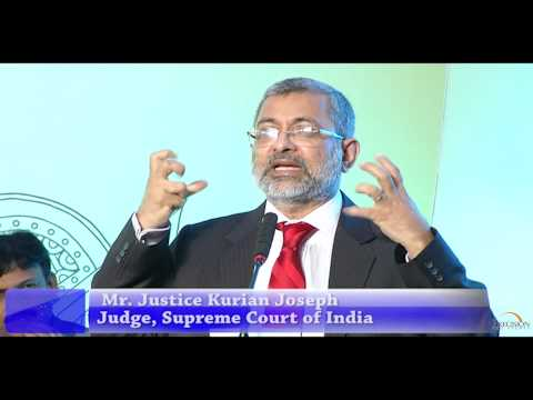 Speech by Hon'ble Mr. Justice Kurian Joseph at BCI - Precision Pro Events