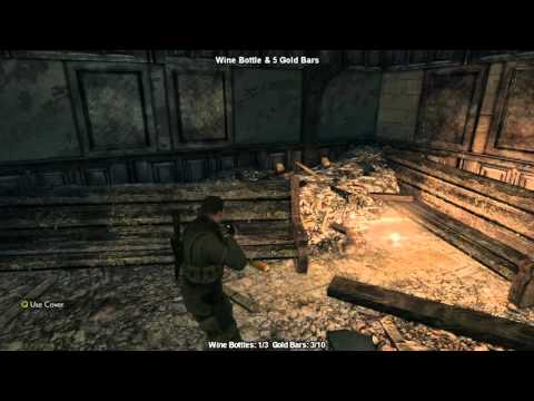 Sniper Elite V2 - Mission 10: Kopenick Launch Site Collectibles