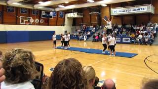 Bellevue Cheer* Bleacher Blow Out* 2011.mp4