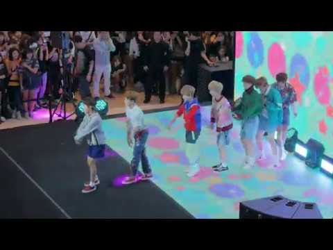 160910 NCT DREAM _ 츄잉껌 Chewing Gum _ without hoverboards _ 전체직캠  _ 스타필드 하남