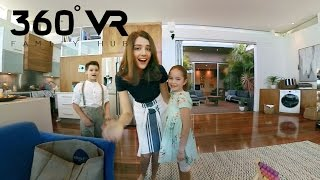360 VR) SAMSUNG OPEN HOUSE 2 VR - Family Hub