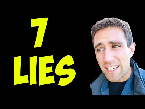 How People in Real Estate LIE to YOU. [7 Stats]