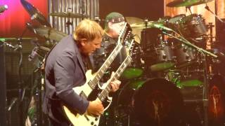 """Xanadu (Doubleneck Guitars)"" Rush@Wells Fargo Center Philadelphia 6/25/15 R40 Tour"