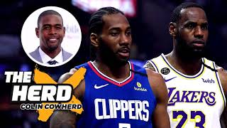 Zion Has To Be Seriously Hurt If Pelicans Are Limiting Minutes | Chris Webber & Colin Cowherd