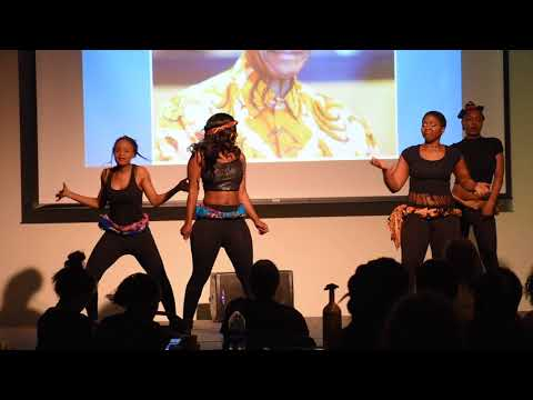 The Black Queens at African Royalty Night