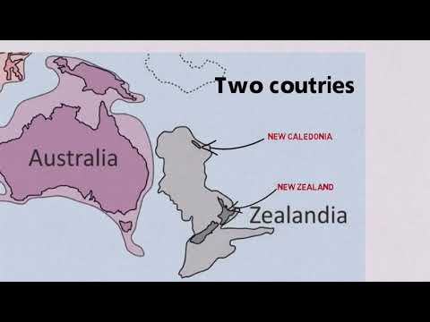 Eighth continent discovered - underwater continent - Zealandia..!!! -  2017 News