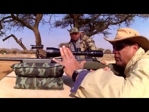 Cull & Trophy Hunt, South Africa 2015