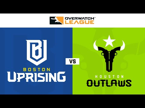 Boston Uprising Vs Houston Outlaws | Hosted By Washington Justice | Day 1