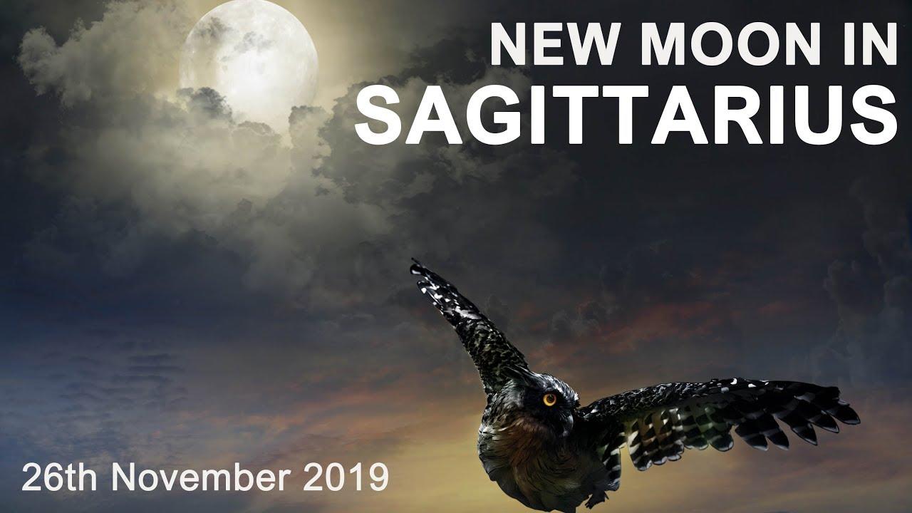 New Moon In Sagittarius Read Temperance Brings Good Fortune November 26th 2019 Daily Tarot Youtube