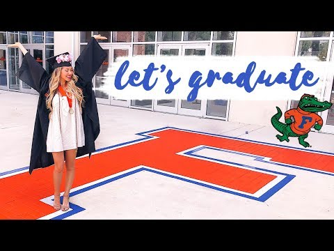 COLLEGE GRADUATION | University of Florida ✨