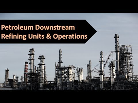 Petroleum Downstream Crash Course 1 - Introduction and Cost Breakdown of Oil Products