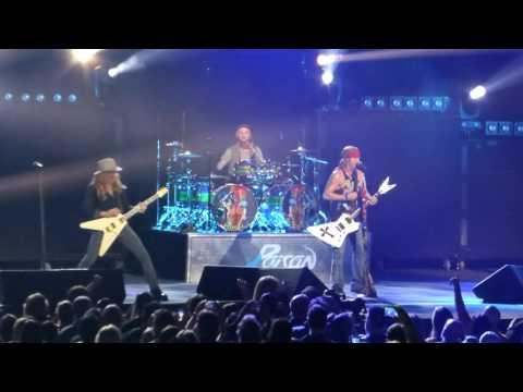 Poison C.C. DeVille Guitar Solo &
