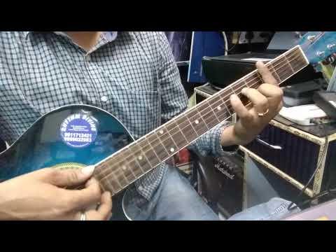 Lag Ja Gale Guitar Chords Lesson Youtube