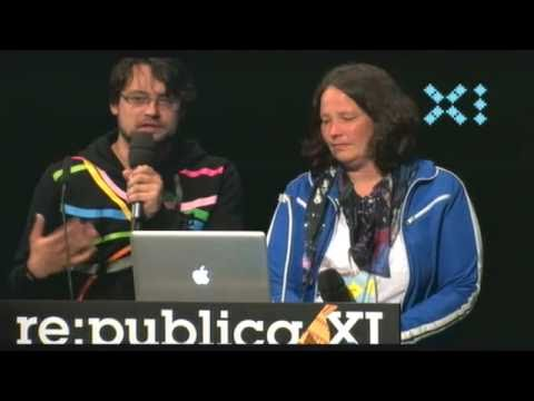 re:publica 2011 - Twitterlesung on YouTube
