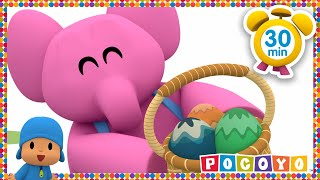 Pocoyó y los huevos de Pascua | EPISODIO NUEVO en HD para PASCUA thumbnail