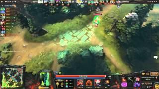 IceFrog Играет За KAPPA vs Alliance - DreamLegue - Dota 2 - Show Match - 16.06.2014