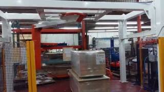 SCRTA 200 Rotary Tower Solutech Packaging Systems
