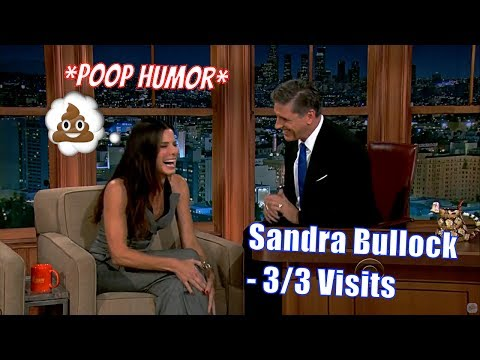 Sandra Bullock - Finds Humor In Craig