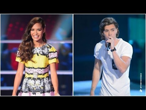 Jacob Lee Vs Jhoanna Aguila: You Make It Real | The Voice Australia 2014