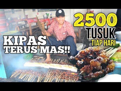 Download BIKIN KETAGIHANN!! 2.500 TUSUK SATE PER HARI😱 -  SATE MARANGGI SARI ASIH CIPANAS PUNCAK