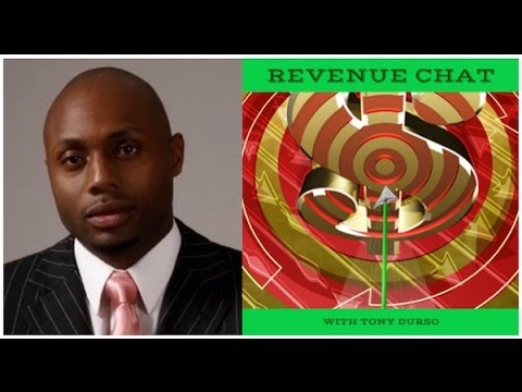 Wally Olopade Provides Simplified Stock Market Insights on Revenue Chat with Tony DUrso
