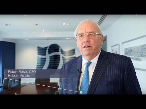 Interview with Holborn Assets  CEO, Bob Parker in Dubai