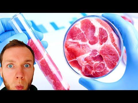 Laborfleisch ist NICHT vegan und verursacht TIERLEID - Clean Meat