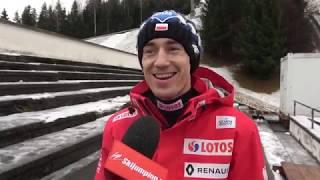 Kamil Stoch: To był dobry rok! [31.12.2018]