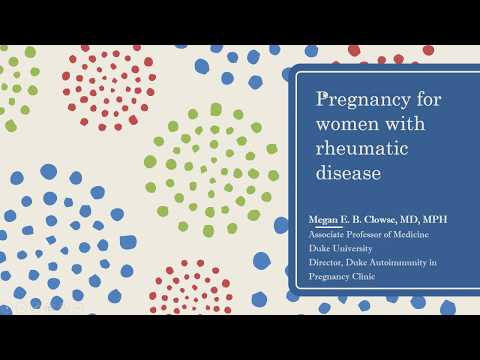 Pregnancy and Family Planning Concerns of Women with Autoimmune Conditions