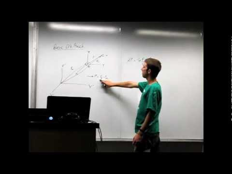 Astrodynamics - 2 - Two-Body Orbital Mechanics