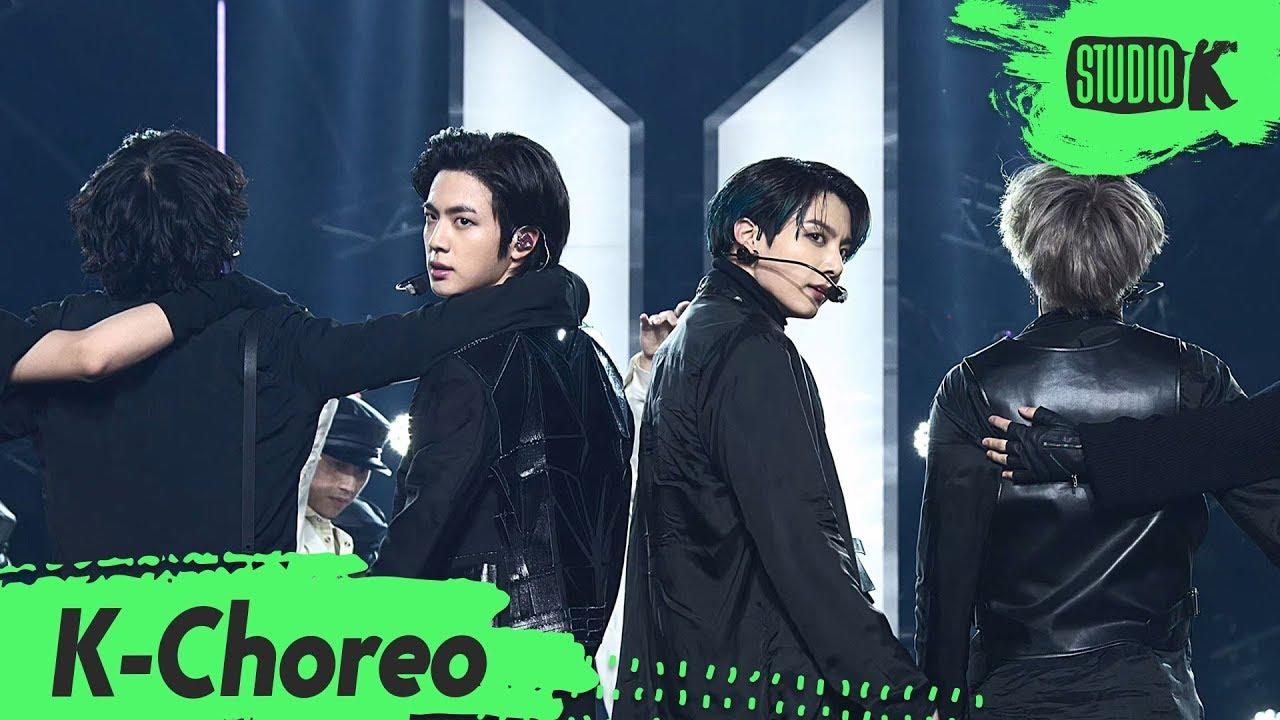 Download [K-Choreo 8K] 방탄소년단 직캠 'ON' (BTS Choreography) l @MusicBank 200306