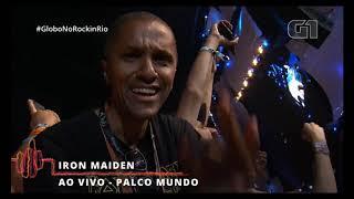 Iron Maiden - Where Eagles Dare - Rock In Rio 2019 - UHD 60FPS