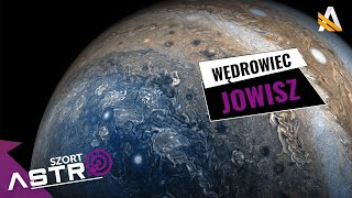 Jowisz przybył z głębi układu słonecznego - AstroSzort