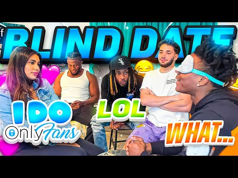 Adin Ross & Zias put iShowSpeed on a Blind Date With Onlyfans Baddie Mia Francis