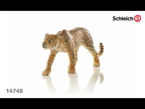 Leopard Wild Life Schleich 14748