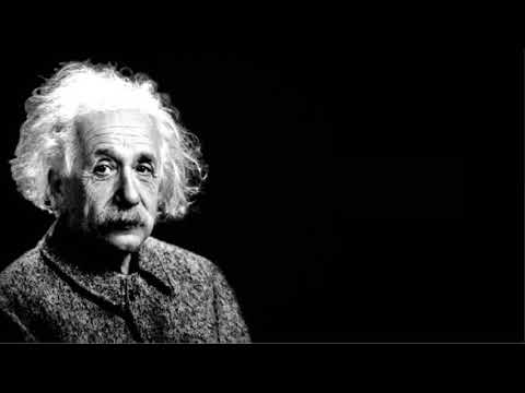 Biography of Elbert Einstein. How he had changed his life and people know him from genius.