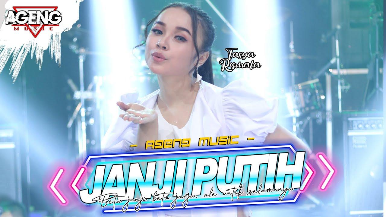 JANJI PUTIH   BETA JANJI BETA JAGA - Tasya Rosmala ft Ageng Music (Official Live Music)