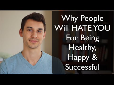 why do people hate successful people